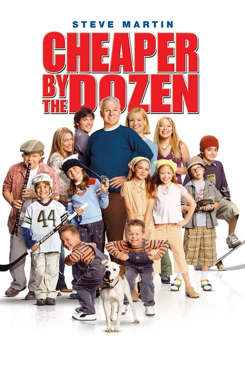 Streaming Cheaper by the Dozen (2003) Movie Free Online