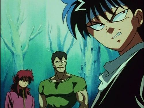 Os Misteriosos Ladrões: Hiei, Kurama e Gouki