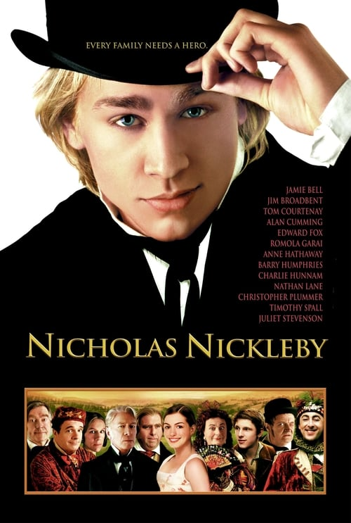 Watch Nicholas Nickleby (2002) Movie Free Online