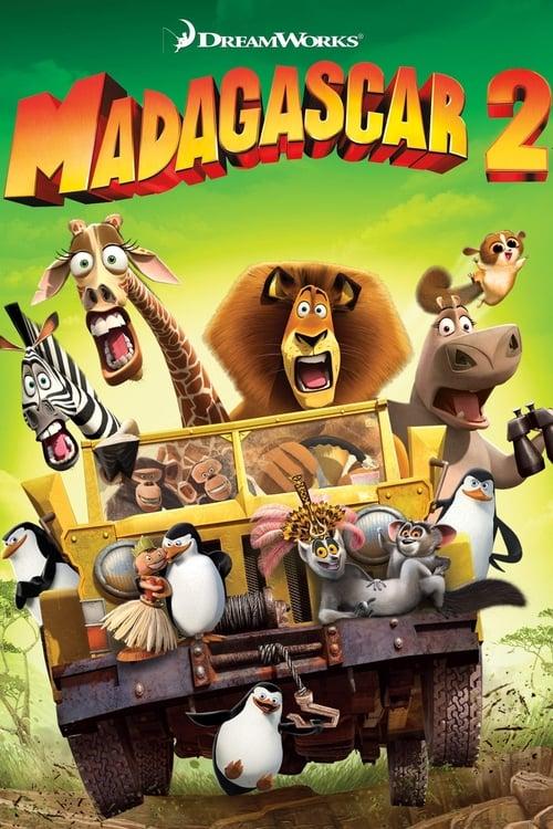 Madagascar 2 - Familie / 2008 / ab 0 Jahre