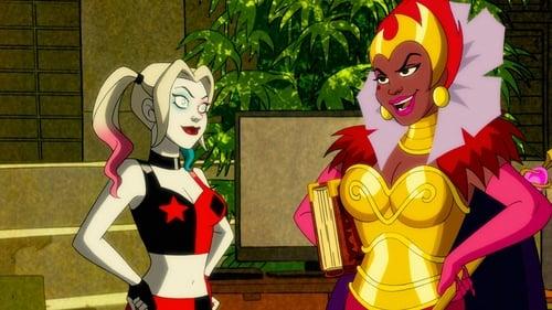 Assistir Harley Quinn S01E07 – 1×07 – Legendado
