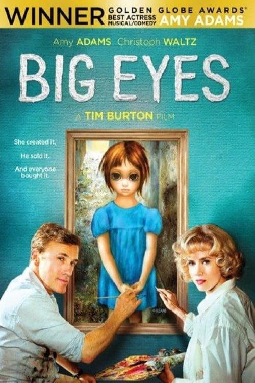 The Making of Big Eyes (2015)