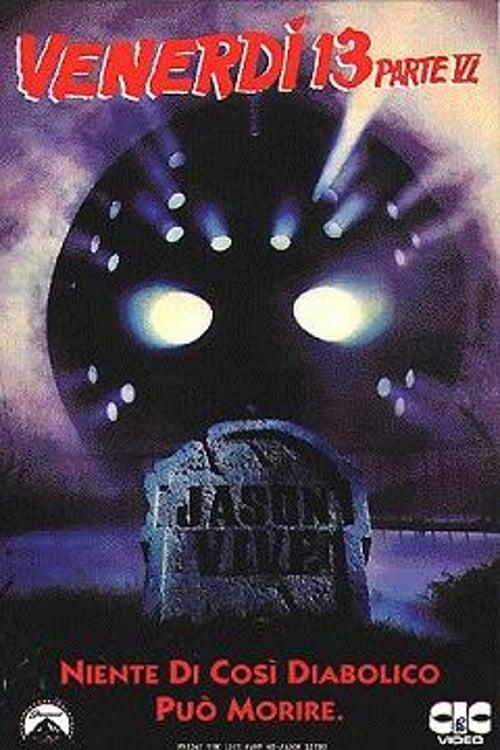 Venerdì 13 parte VI - Jason vive (1986)