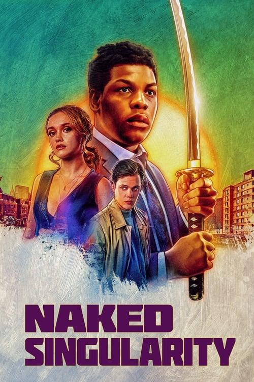 Poster. Naked Singularity (2021)