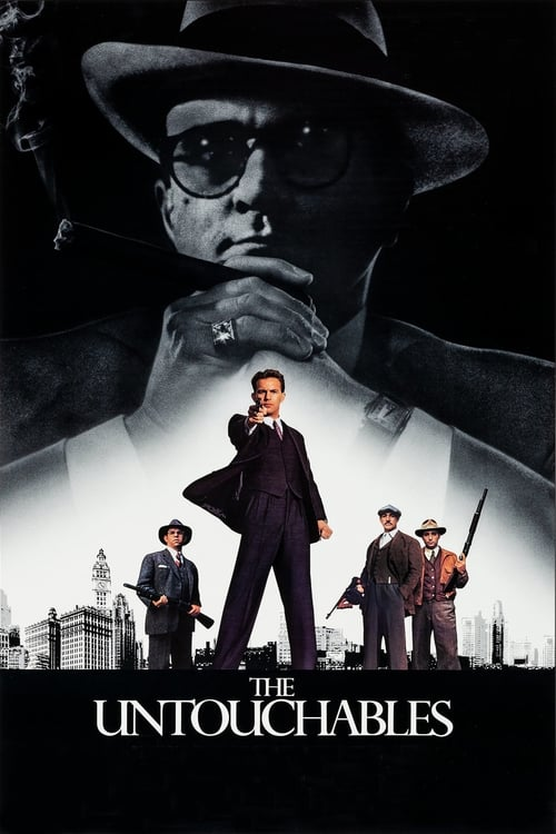 Largescale poster for The Untouchables