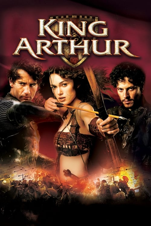 King Arthur film en streaming