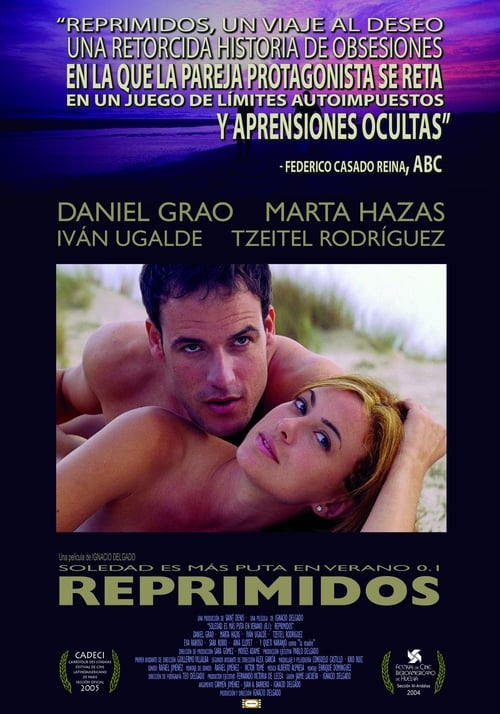 The poster of Reprimidos