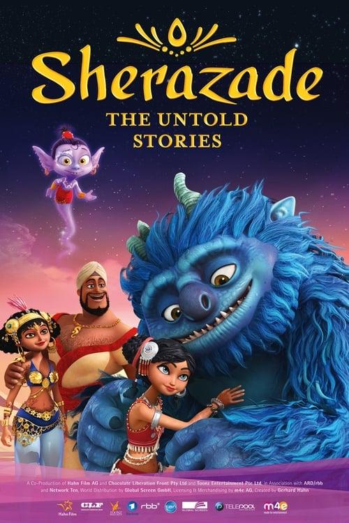 Poster von Sherazade – Geschichten aus 1001 Nacht