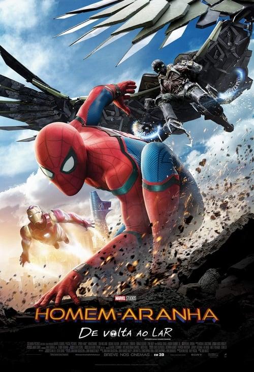 Assistir Homem-Aranha : De Volta ao Lar