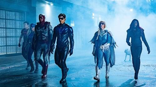 Titans - Season 2 - Episode 13: Nightwing