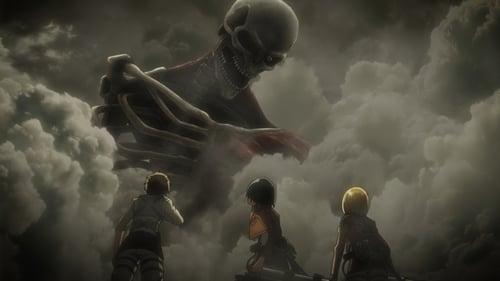 Attack on Titan: Staffel 1 – Episod Die Reaktion - Schlacht um den Bezirk Trost, Teil 6