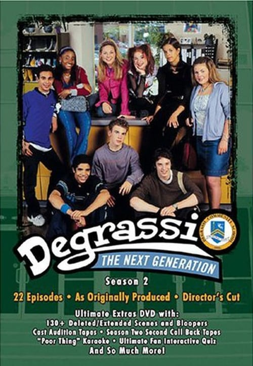 Degrassi: Season 2