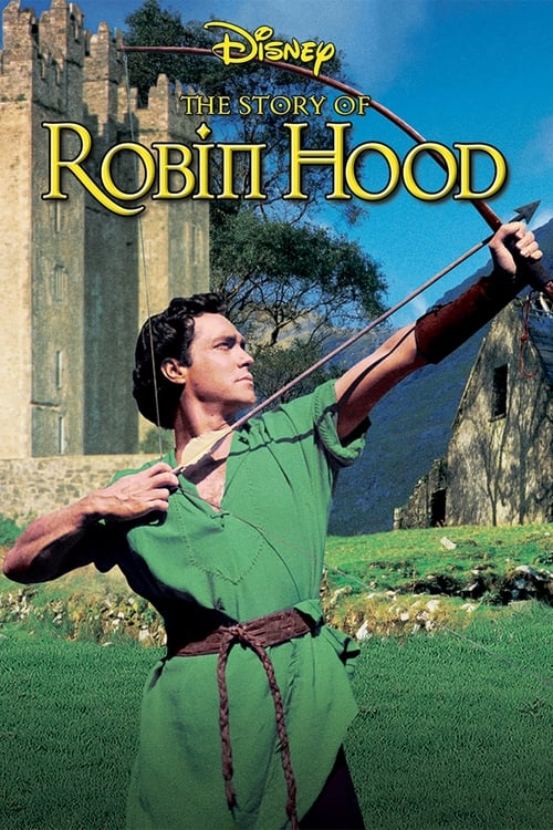 The Story of Robin Hood and His Merrie Men (1952) Poster