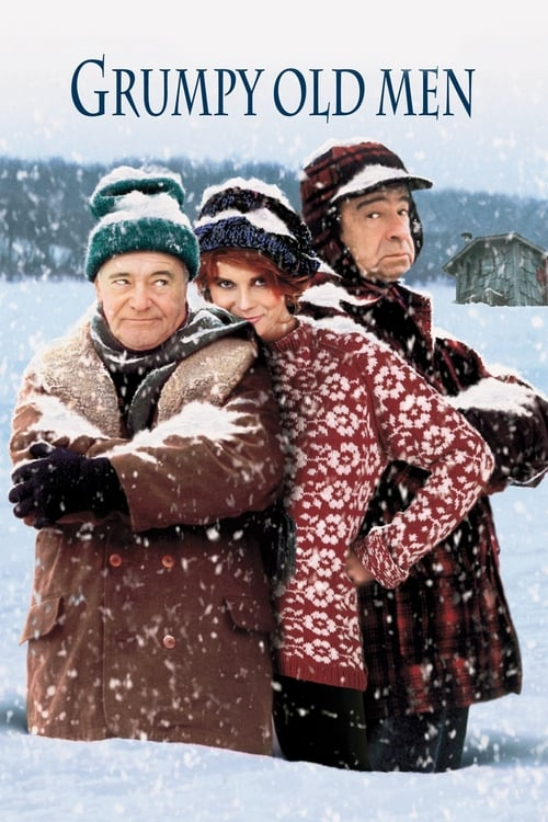 Grumpy Old Men - Poster
