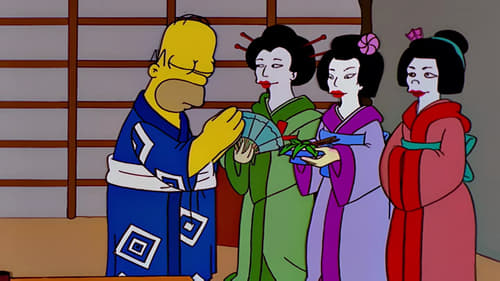 The Simpsons - Season 10 - Episode 23: Thirty Minutes over Tokyo