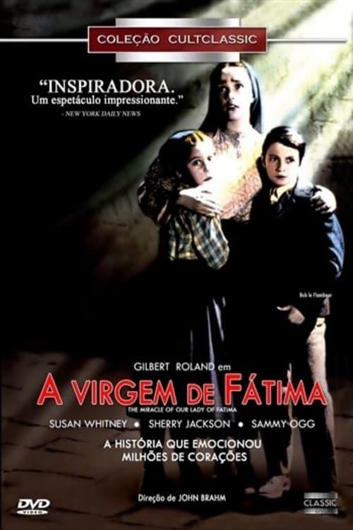 Filme A Virgem de Fátima Em Português