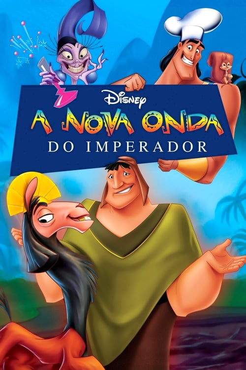 Image A Nova Onda do Imperador
