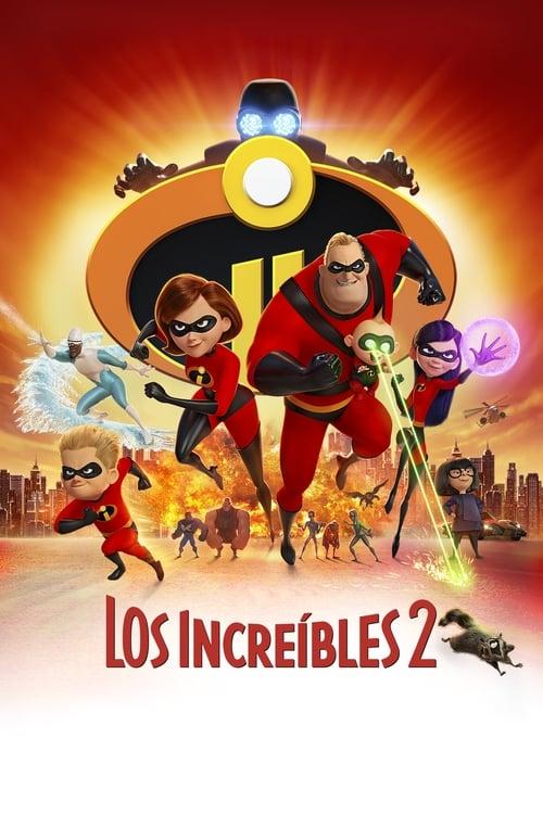 Los Increíbles 2 [Castellano] [Latino] [hd1080] [ts]