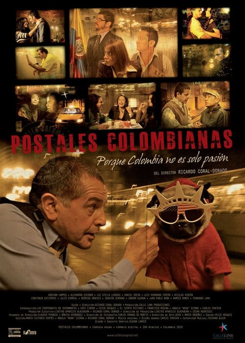 Ver pelicula Postales Colombianas Online