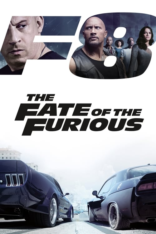 The Fate of the Furious playing at Roadhouse Cinemas