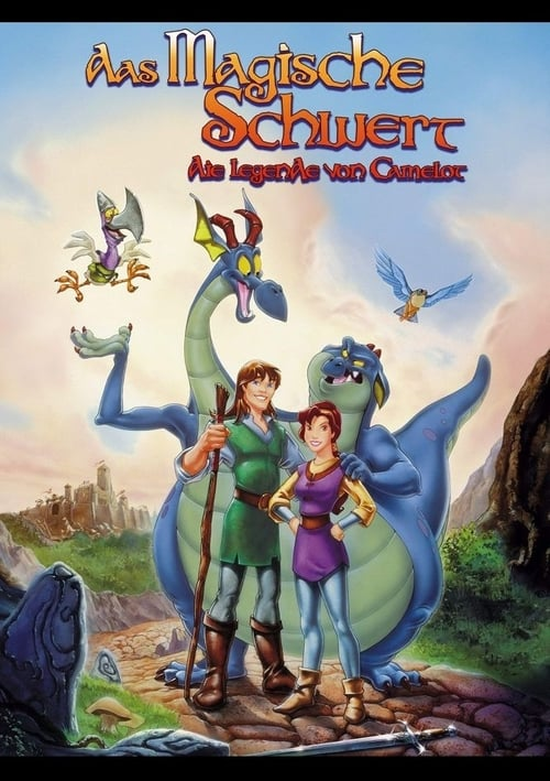 Das magische Schwert - Die Legende von Camelot - Fantasy / 1998 / ab 0 Jahre