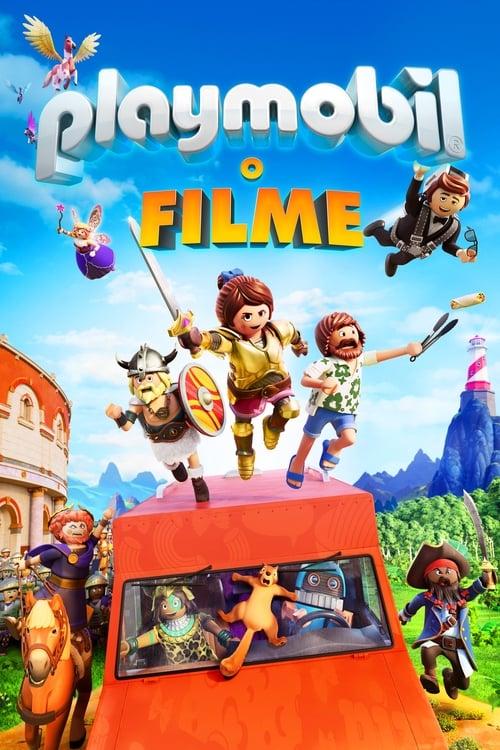 Assistir Playmobil: O Filme - Legendado Online Grátis HD