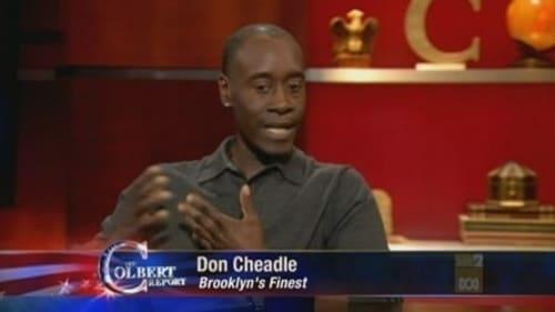 The Colbert Report 2010 Blueray: Season 6 – Episode Don Cheadle