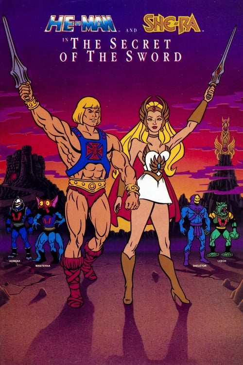 Regarder Musclor et she-ra , le secret de l'épée (1985) streaming vf