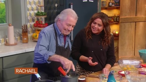 Rachael Ray - Season 14 - Episode 14: Chef Jacques Pépin Is Sharing His Foolproof Method