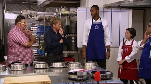 MasterChef: Season 3 – Episode Top 14 Compete