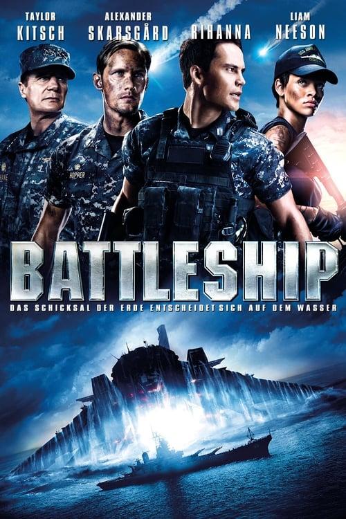 Poster von Battleship