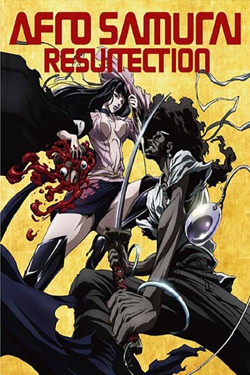Película Afro Samurai: Resurrection En Buena Calidad Hd 720p