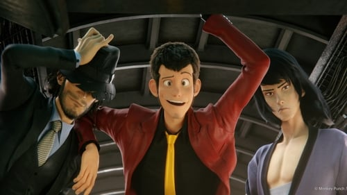 Lupin the 3rd: The First - It's Show Time!! - Azwaad Movie Database