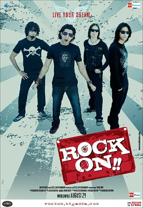 Rock On!! (2008) Poster