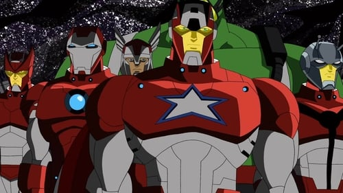 The Avengers: Earth's Mightiest Heroes: Season 1 – Épisode The Kang Dynasty