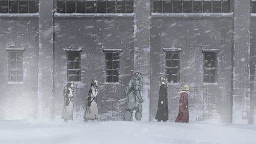 Fullmetal Alchemist: Brotherhood: Season 1 – Episod Daydream