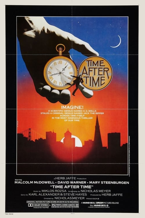 Download Time After Time (1979) Movie Free Online