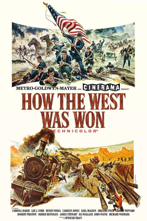 Streaming How the West Was Won (1962) Best Quality Movie