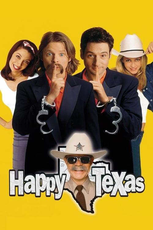 Happy, Texas (1999) Poster