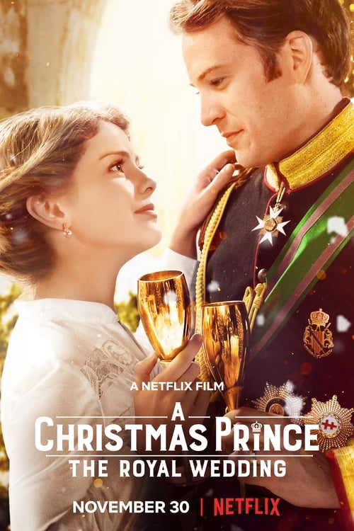 Whither A Christmas Prince: The Royal Wedding