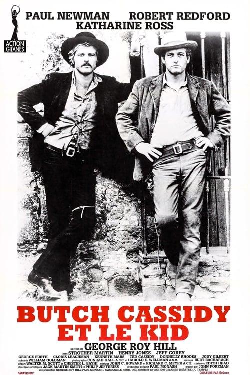 Regarder Butch Cassidy et le Kid (1969) Streaming HD FR