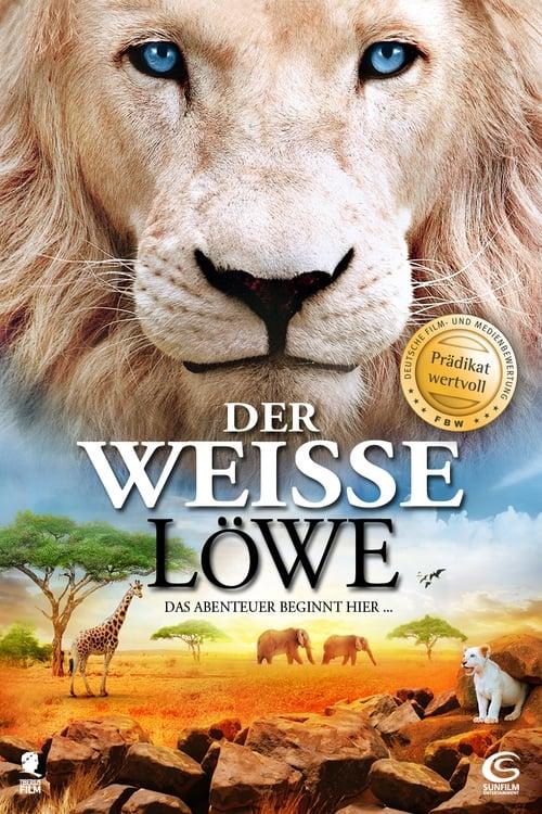 Der weiße Löwe - Poster