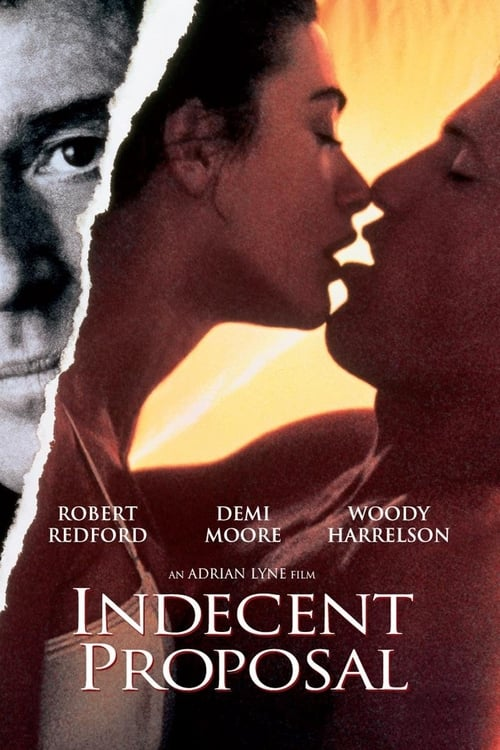 Indecent Proposal - Poster