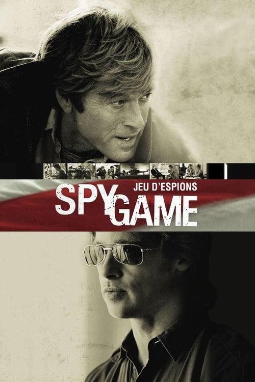 [720p] Spy game, jeu d'espions (2001) streaming film en français