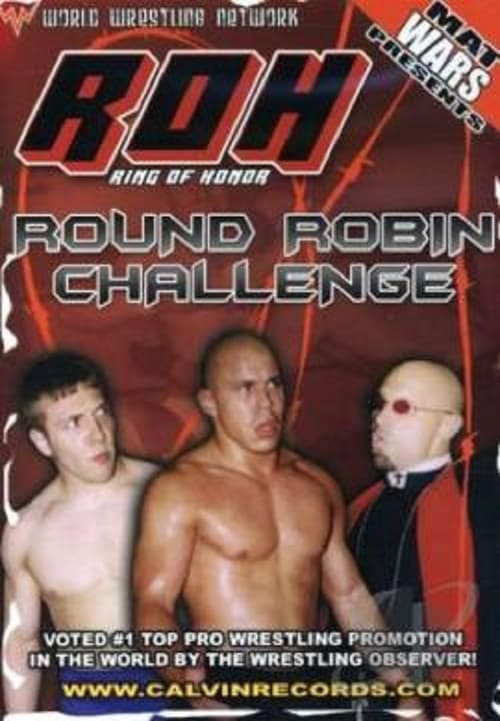 Assistir ROH: Round Robin Challenge Em Português