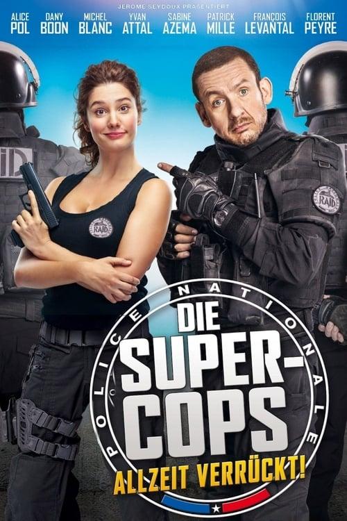 Poster von Die Super-Cops - Allzeit verrückt!