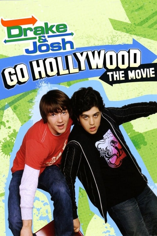 Drake & Josh Go Hollywood (2006) Poster