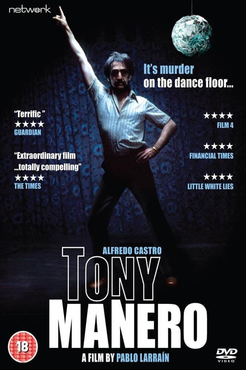 Largescale poster for Tony Manero