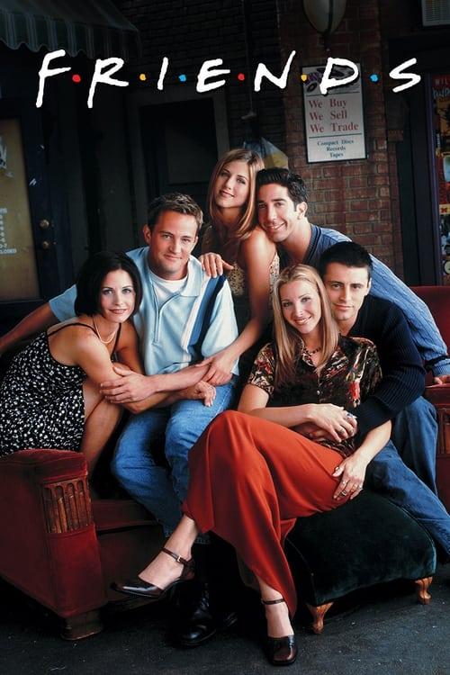 friends - Season 0: Specials - Episode 10: Friends of Friends (Season 3)