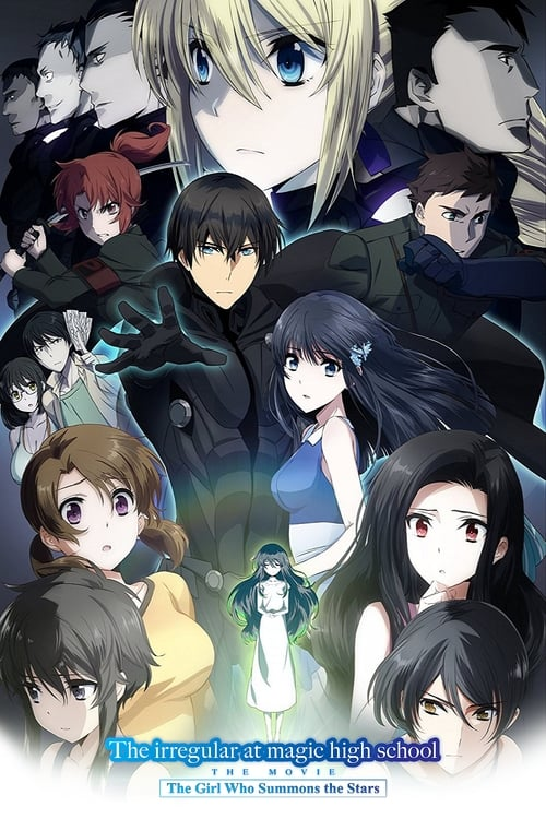 The Irregular at Magic High School: The Girl Who Summons the Stars poster